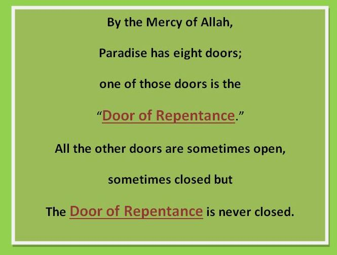 2 Repent